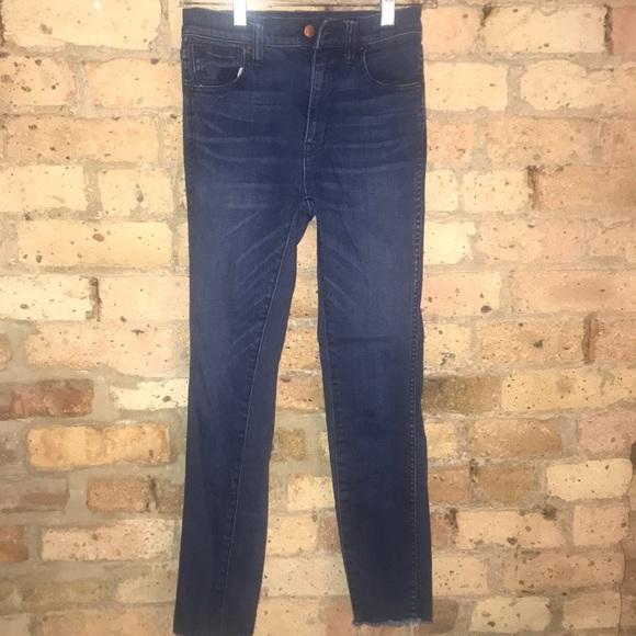 Madewell Denim - Madewell skinny jeans
